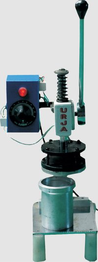 Manual Machine For Glass Bowl