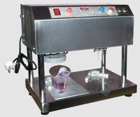 Plastic Glass Filling And Sealing Machine