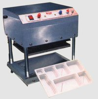 Tray And Bowl Packing Machine