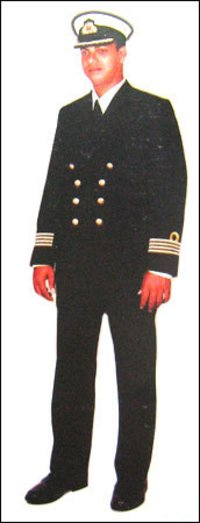 Traditional Merchant Navy Uniforms
