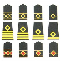 Merchant Navy Epaulettes