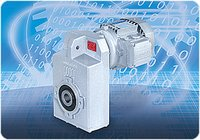 F Series Shaft Mounted Gearmotors