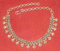 Designer Silver Necklace