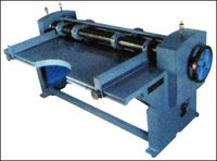 4-Bar Rotary Cutting & Creasing Machine