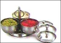 Stainless Steel Chutney Pots