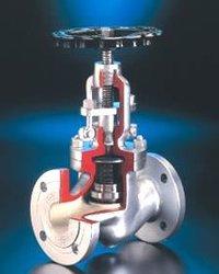 Cast Steel Bolted Bonnet Globe Valves
