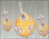 Gold Pendant Sets