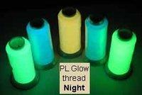 Photo Luminescent Threads