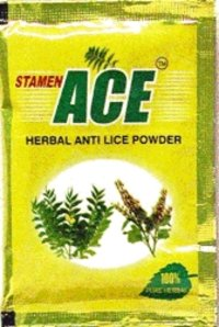 Anti Lice And Anti Dandruff Powder
