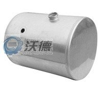 Round Aluminum-alloy Fuel Tank For Truck