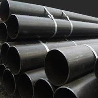 Black ERW Pipes