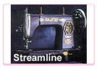 Streamline Sewing Machine