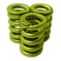 Heavy Helical Compression Spring