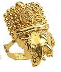 Fancy Ladies Gold Rings