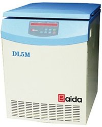 DL5M Low Speed Large Capacity Refrigerated Centrifuge