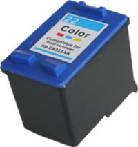 Refillable Ink Cartridge HP 22 for HP Printer