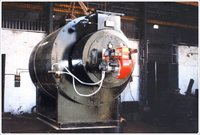 Oil Gas Fired Hot Air Generator
