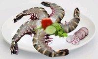 Head Less Sea Tiger Shrimps