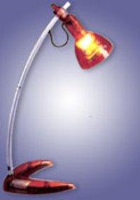 Horizontal Socket Desk Lamp
