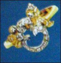 Designer Cz Gold Rings
