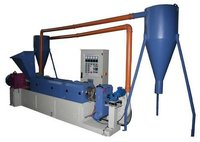 GM802 Plastic Recycling Granule Machine