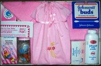 Baby Products Gift Set Diaper Bib