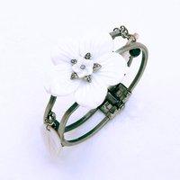 Italina Flower Oxidise Bracelet
