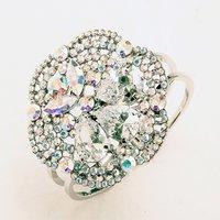 Italina Crystal AB Bracelet