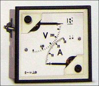 2 In 1 Series Analog Panel Meter