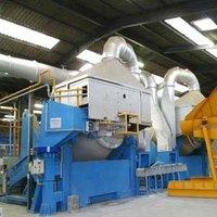Aluminium Extrusion Plant Furnace