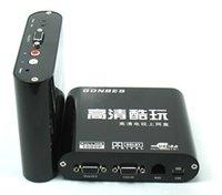 HD Video & Audio Extender PC to HDTV Extender/Splitter