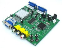 CGA EGA RGB TO VGA Game Converter 2VGA-Out