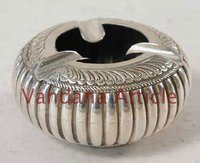 Designer Silver Ashtray