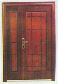Multi Panel Steel Doors