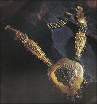 Gold Mangasksutra