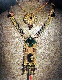 Ethnic Gold Mangalsutra