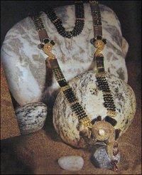 Womens Gold Mangalsutra