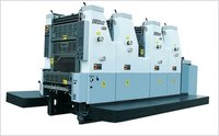 Four-Color Offset Printing Machine