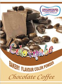 Chocolate Coffee Color Mate
