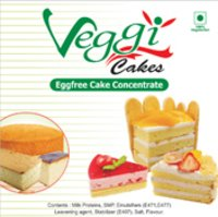 Eggless Cake Concentrate