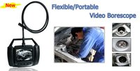 Flexible/Portable Video Borescope