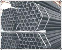 ERW Mild Steel Black Pipes