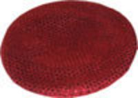 Basque Beret Cap With Sequence Cloth