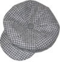 8-Panel Golf cap without Button
