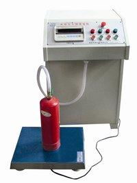 Water Type Extinguisher Filling Machine