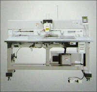 Electronically Controlled Pattern Sewing Machines