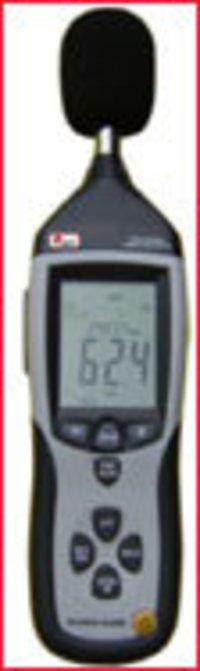 Sound Level Meter Data Logger
