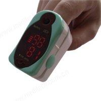 Finger Pulse Oximeter (POxi+)