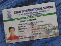 Digital Pvc School Id Cards