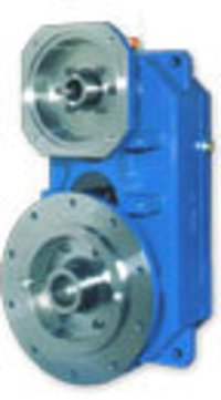 Gearboxes For Electric-Driven Injection Presses